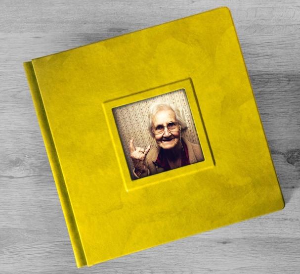 Фотокнига для Бабушки